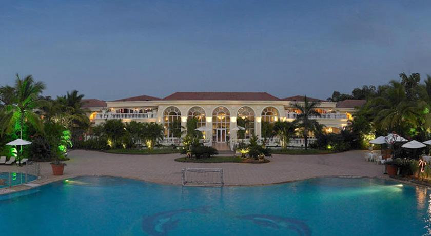 The Zuri White Sands Luxury Hotel Goa The Zuri White