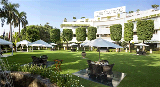 golden triangle tour 3 nights - The Claridges