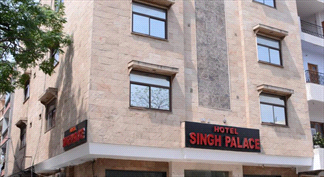 golden triangle tour 3 nights - Hotel Singh
