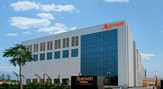 4 day golden triangle tour india - Marriotts Hotel