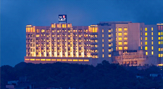 golden triangle tour 3 nights 4 days - The Lalit Hotel