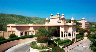 golden triangle tour 4 days - Trident Jaipur