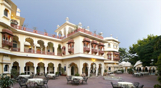 golden triangle 4 day tour - Alsisar Haveli