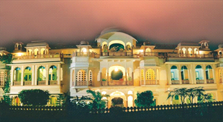 golden triangle tour 4 days - hahpura House