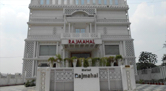 golden triangle tour 3 nights - Raj Mahal Hotel