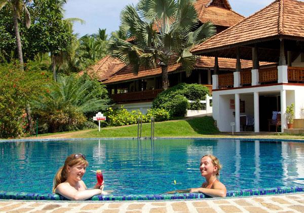 Ayurvedic treatment resorts in Kerala